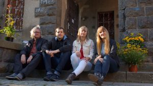 Team Haus der Jugend Zehlendorf
