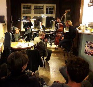 Open Stage Jazz Workshop