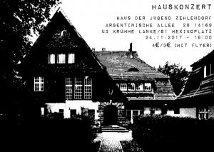 Hauskonzert 24.11.17