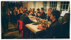 Weihnachtsessen im Haus @ Haus der Jugend Zehlendorf